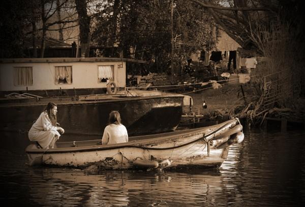 River Dwellers by fandangofandingo