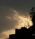 Sky In FLAMES