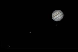 Jupiter 3 moons
