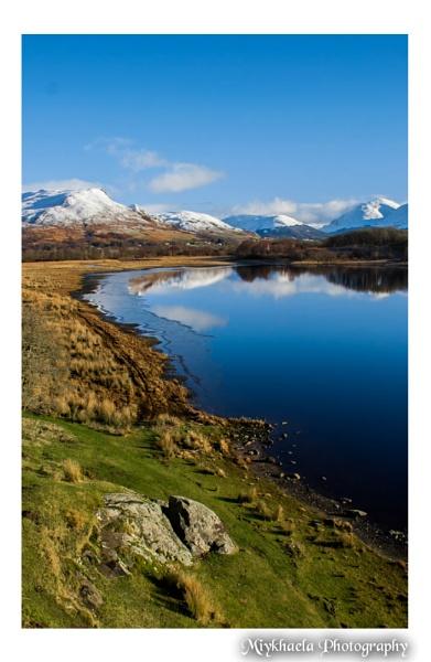 Loch Awe by garganulka