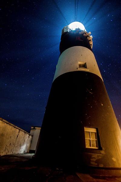 tory island lighthouse by owenclarke