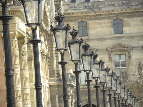 Streetlamps by Herrero