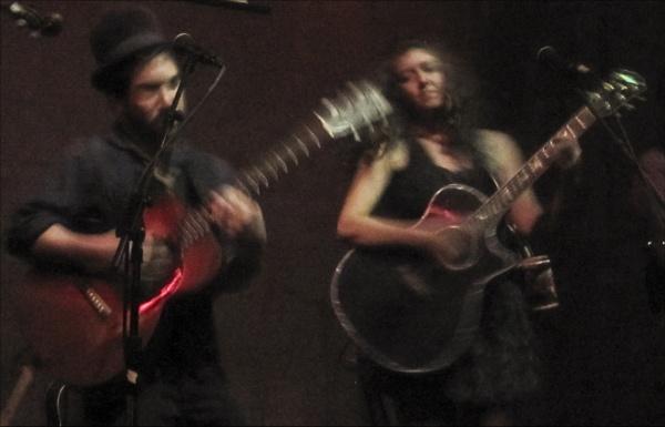 Gypsy music in San Franceisco by maggietear
