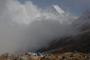Anapurna Base Camp, Nepal, 4,100 metres above sea level