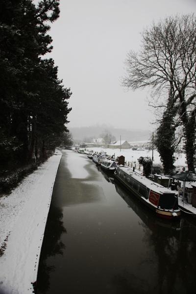 ice boats by Satiny