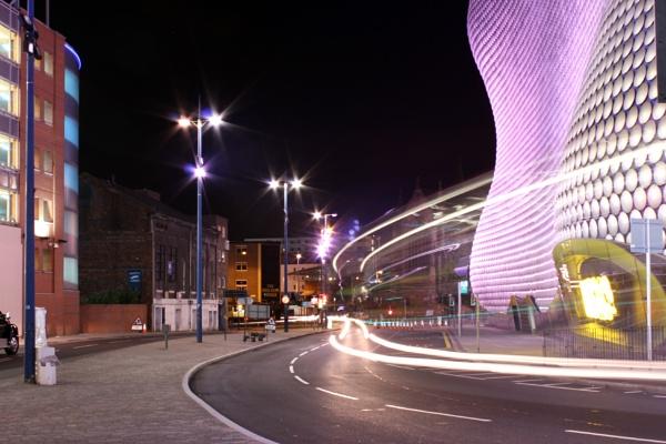 Street light by Metty