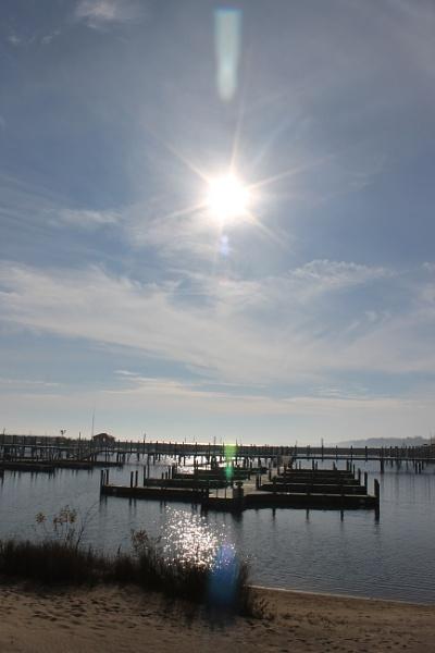 Star Sunlight Over Lexington Harbor by shutterbug8156