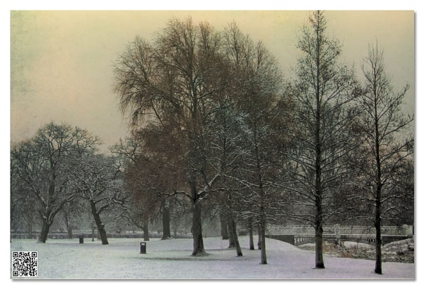 Snowy Gade by Leilani