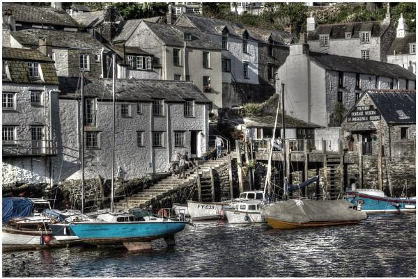 Polperro Cornwall by sueriley