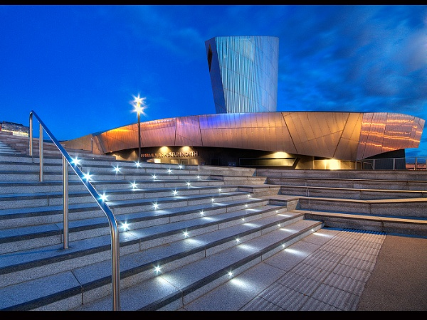 Imperial war museum - Manchester by Nick_Hilton