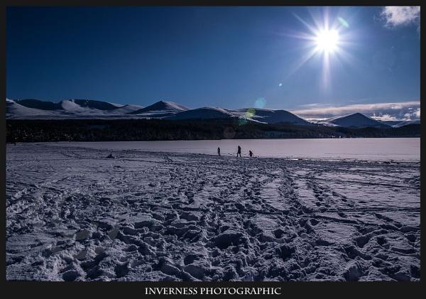 Winter Walk by jjmills