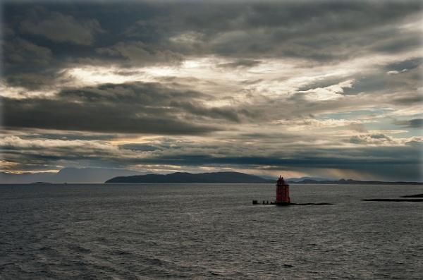 Lone Lighthouse by suemason