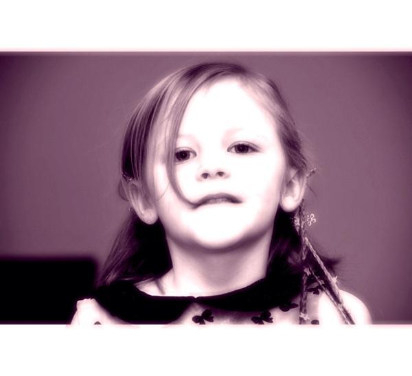 Posing by CaroleA