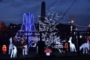 Christmas lights in Harrogate