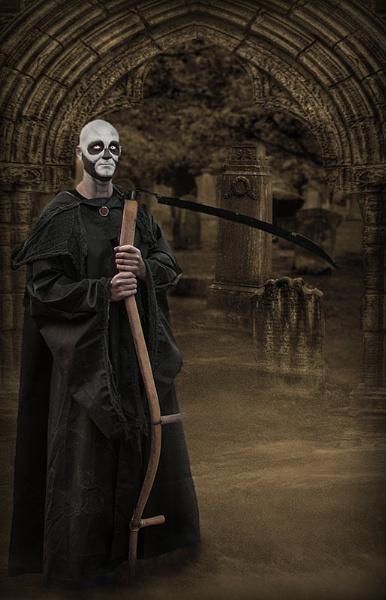 The Grim Reaper by retec