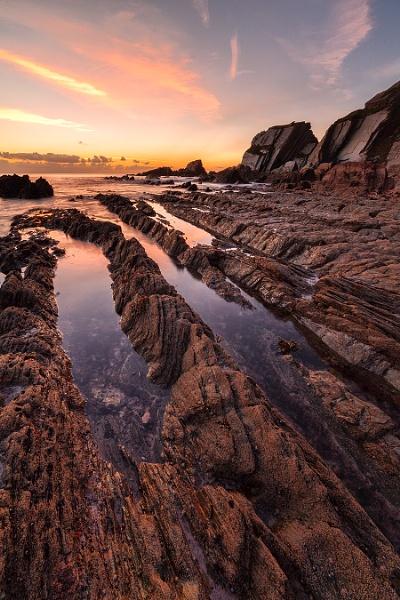 Ayrmer Cove, Devon, England by andyfox