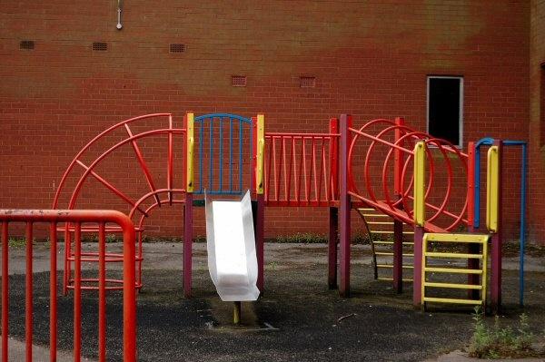 Empty Playground by JPatrickM