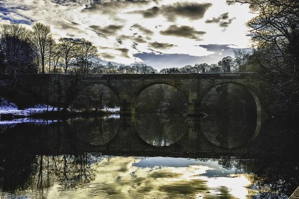 Prebends Bridge, Durham by JGCurry