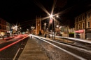 Portadown Town Centre at Night