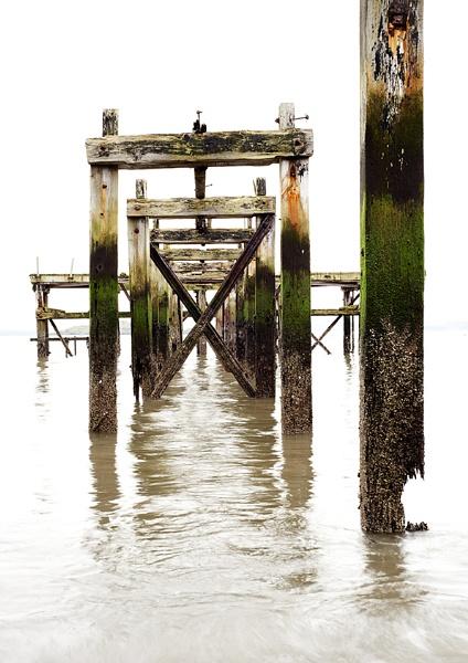 HawkCraig Pier by KdyTeejay
