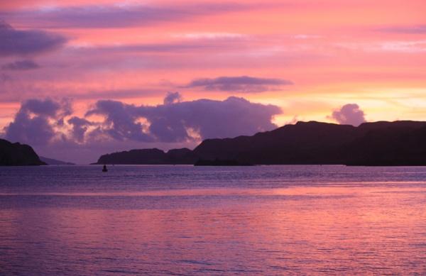 Evening Sky by HeatherR