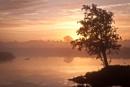 Sunrise on River Bann