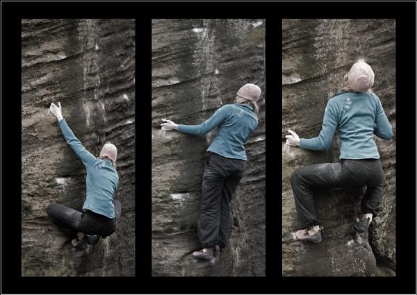 Free Climber III