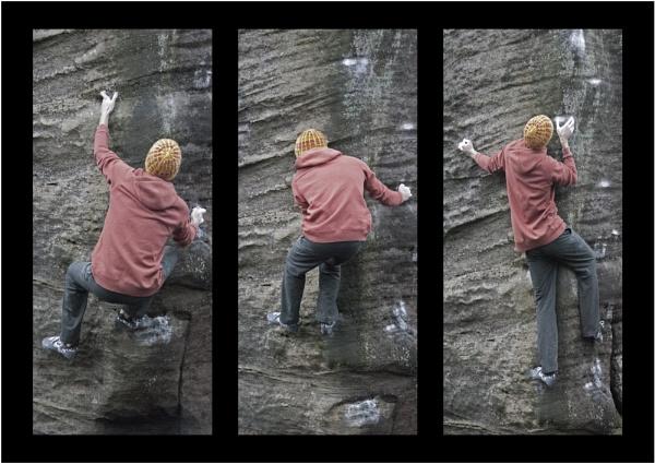 Free Climber IV