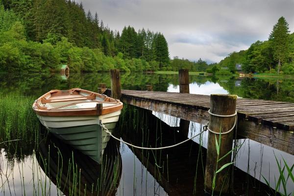 Loch Ard,Trossachs, Scotland