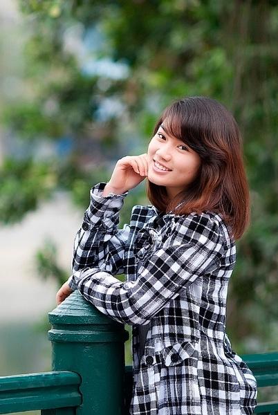 My sister by hoang_van