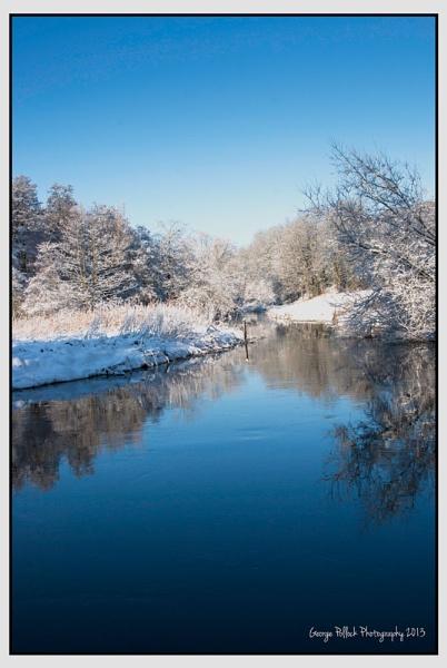 Wintery Wensum