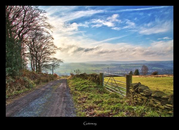 Gateway... by mcgannc