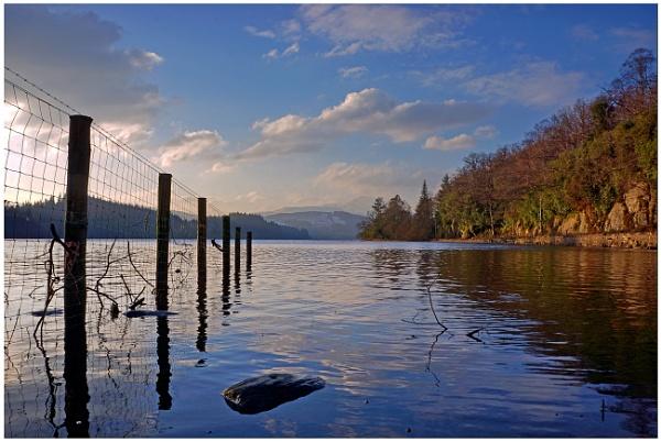 "\""Loch Ard\"" by RonnieAG"