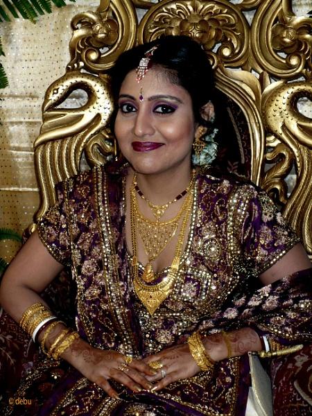 Happy Bengalee Bride...5 by debu