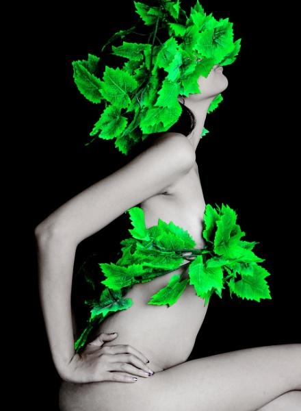 Green of Life by mbeghidaxz