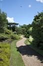 Garden Path At The Cambridge Botanical Gardens