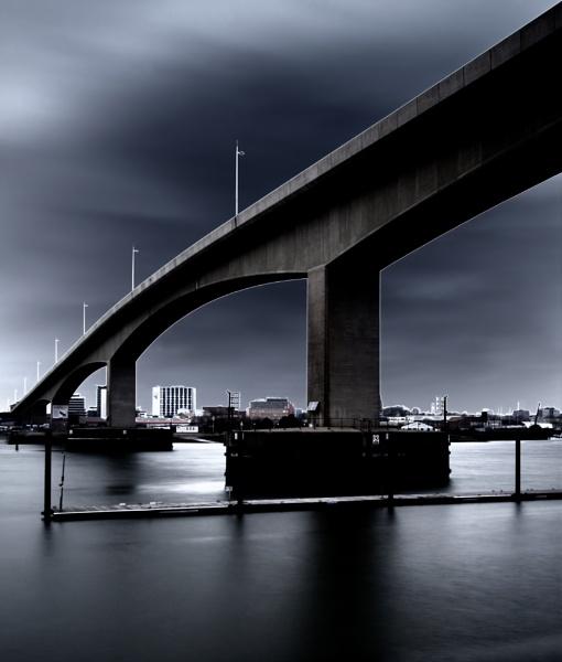 Bridgescape III by marktc