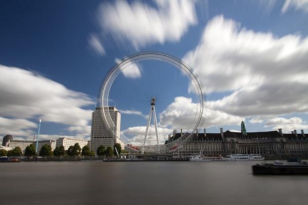 London Eye by TimJ