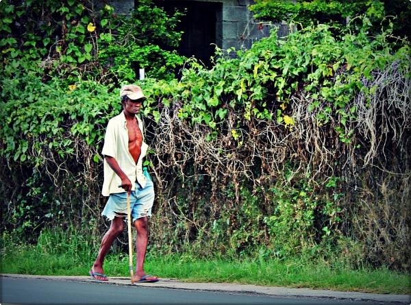 The Walk by nasbonnie