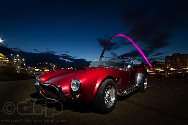 Cobra on quayside by fletchphoto