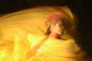 Blaze of yellow