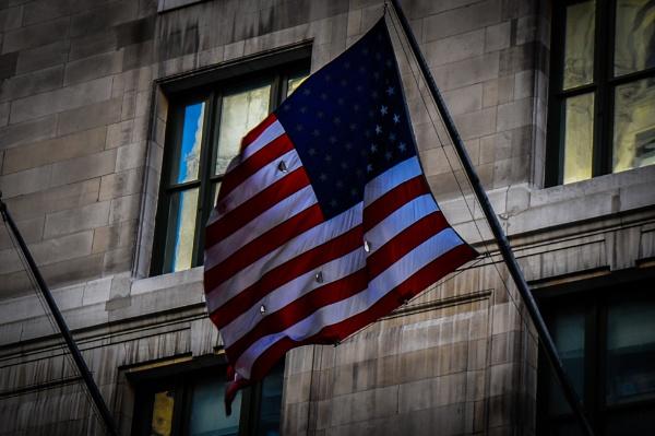 American Flag by nikonuseruk