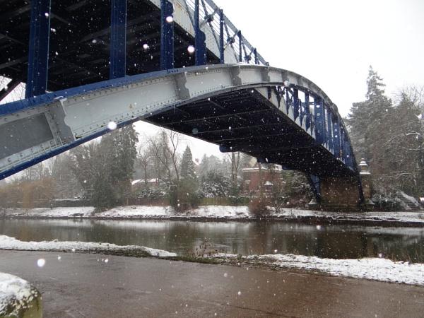 The bridge.. by bictonbabe12