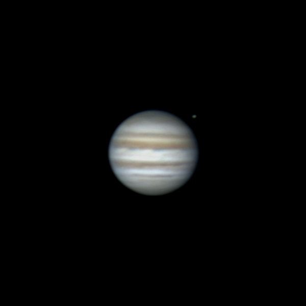 Another jupiter from 2012 by Aenima