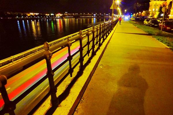 Séta az úton by wacrizphoto