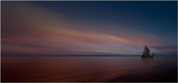 Evening calm by p12owe