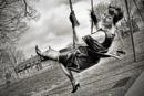 Vintage Swing Girl