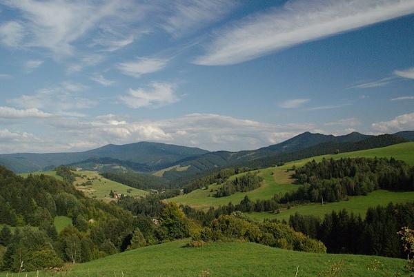 Near Zazriva, Slovakia by vice