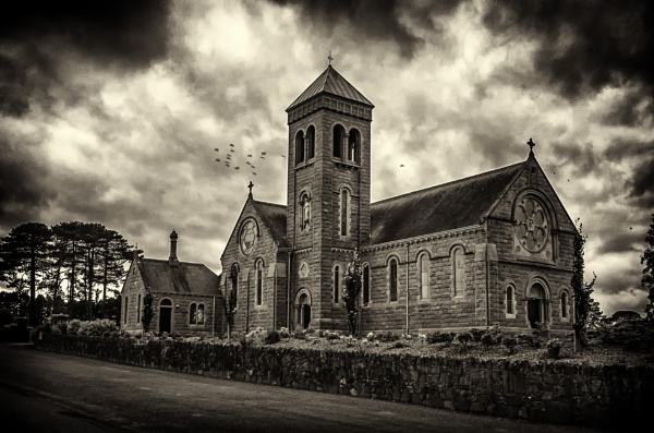 church by Paddy_photos