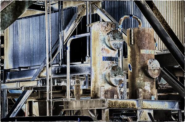 Industrial by gajewski
